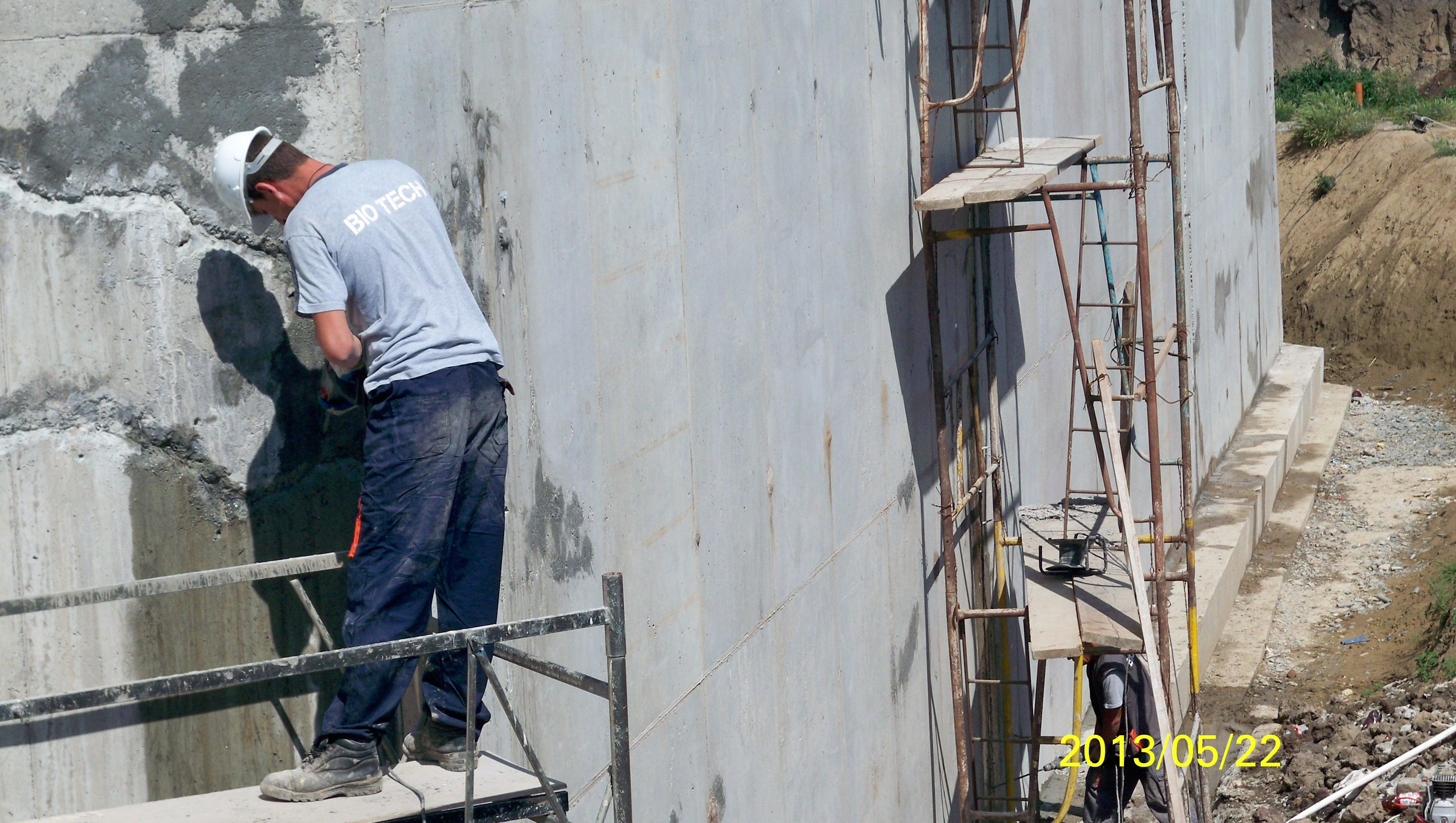 Reparatii beton